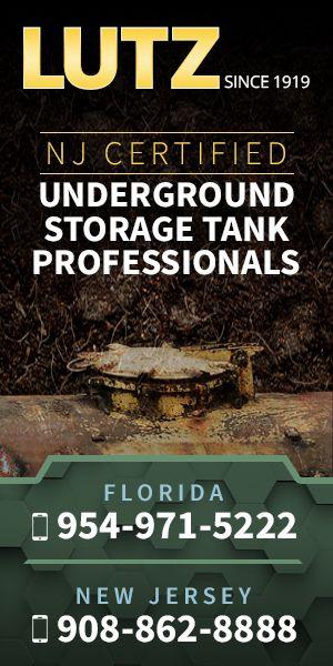 Lutz New Jersey Underground Storage Tank Professionals