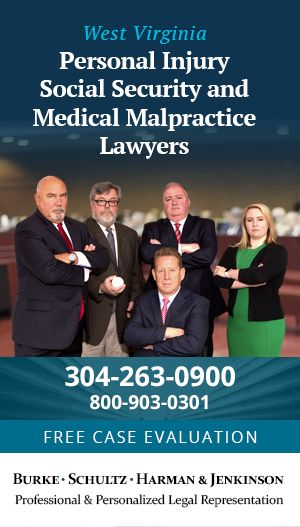 West Virginia Personal Injury Lawyers